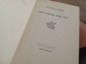 Gifts From The Sea by Anne Morrow Lindbergh